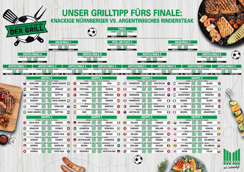 Marktkauf WM-Spielplan